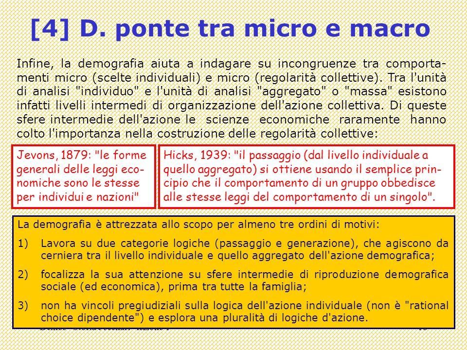 [4] D. ponte tra micro e macro